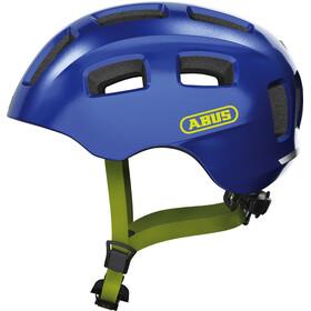 ABUS Youn-I 2.0 Helmet Youth, niebieski